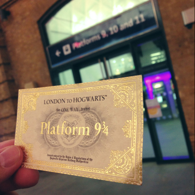 platform-ticket